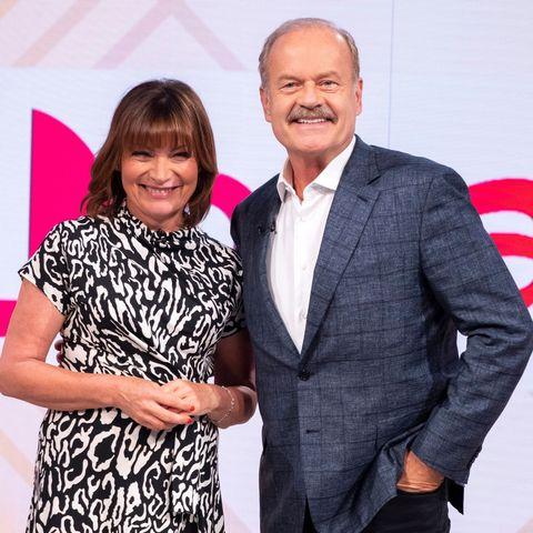 'Lorraine' TV show, London, UK - 24 May 2019