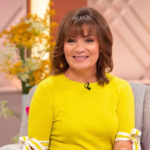 Here's where to buy Lorraine Kelly's yellow summer dress