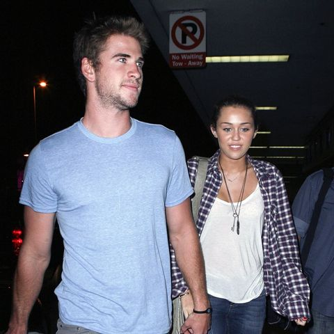 Miley Cyrus And Liam Hemsworth S Complete Relationship Timeline
