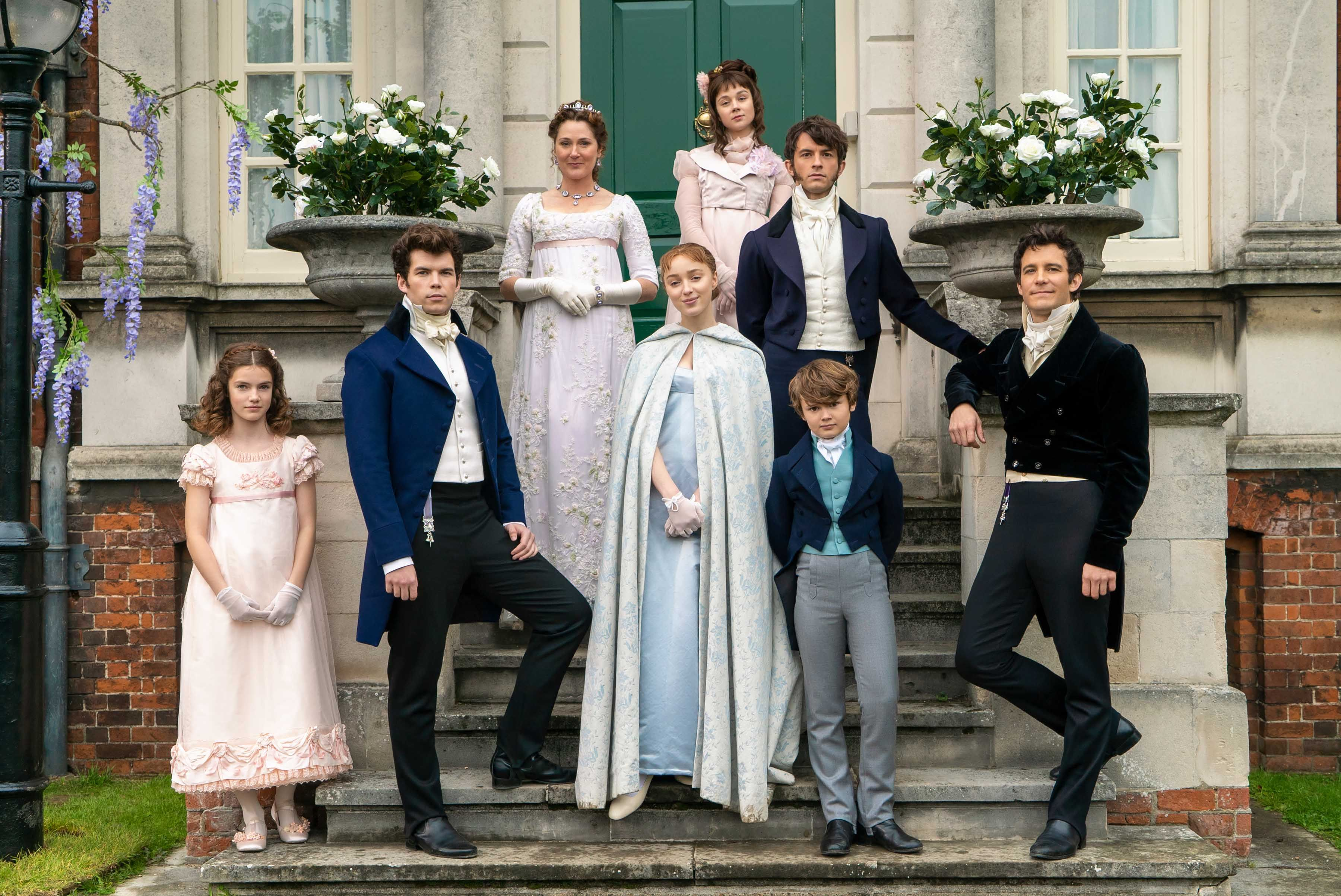Los Bridgerton': ¿Dónde hemos visto antes a sus protagonistas?