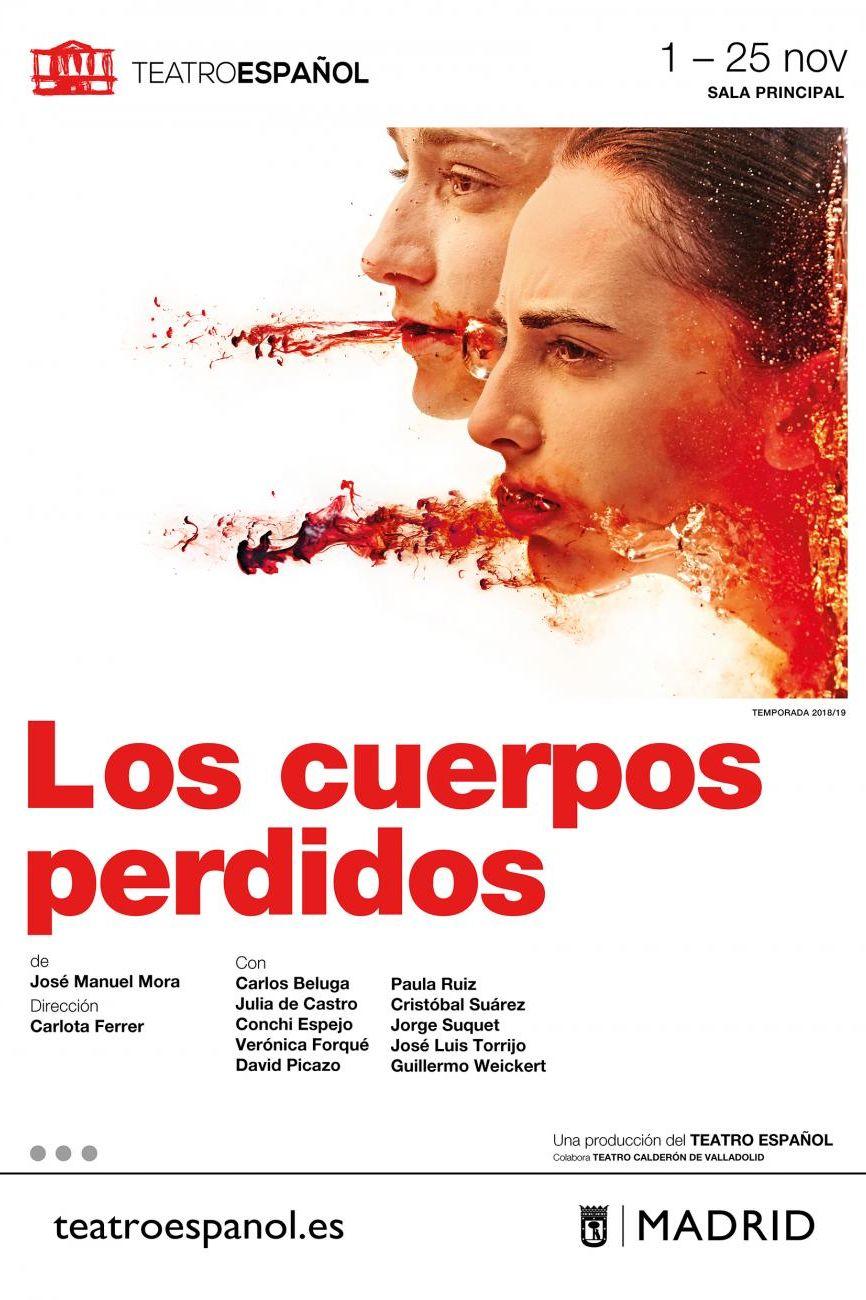 En 'Los cuerpos perdidos' Carlota Ferrer borda un teatro expresionista sobre el Mal absoluto