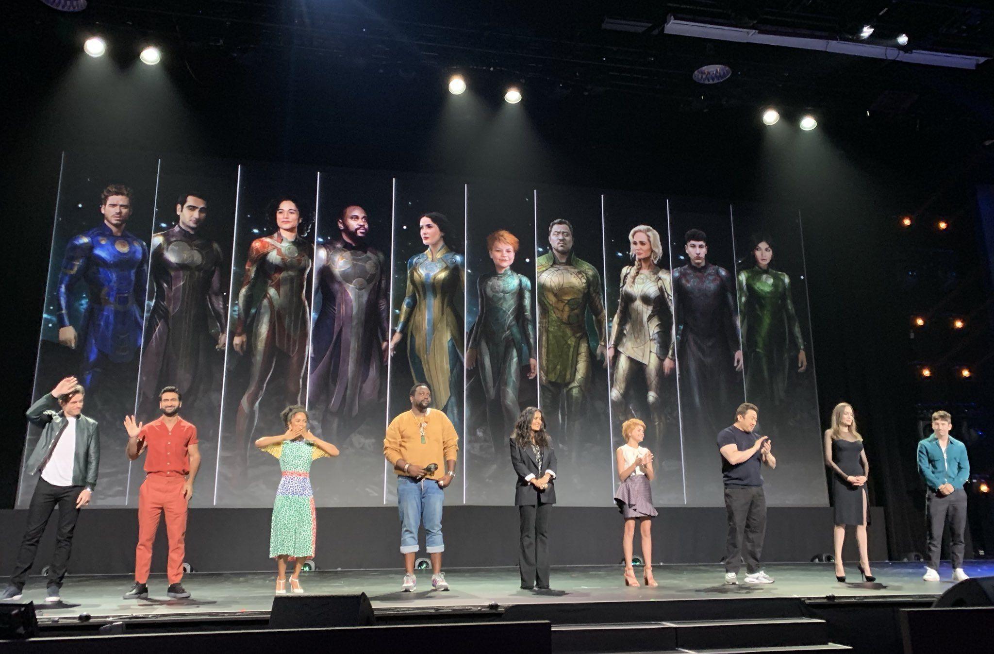 'Los Eternos': Kit Harington se une a Marvel