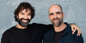 Luis Tosar protagoniza la serie de Mateo Gil en Netflix