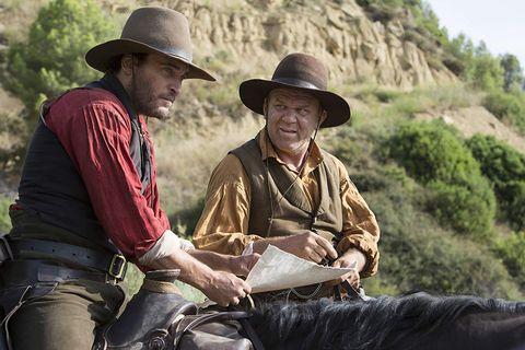 adaptation, cowboy hat, landscape,