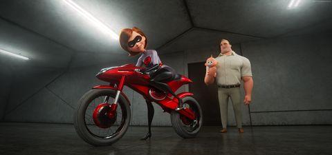 mejores peliculas pixar los increibles 2