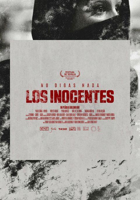 """cartel de """"los inocentes"""""""