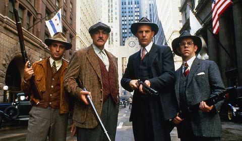 los intocables de eliot ness 1987, con kevin costner, sean connery, andy garcía y charles martin