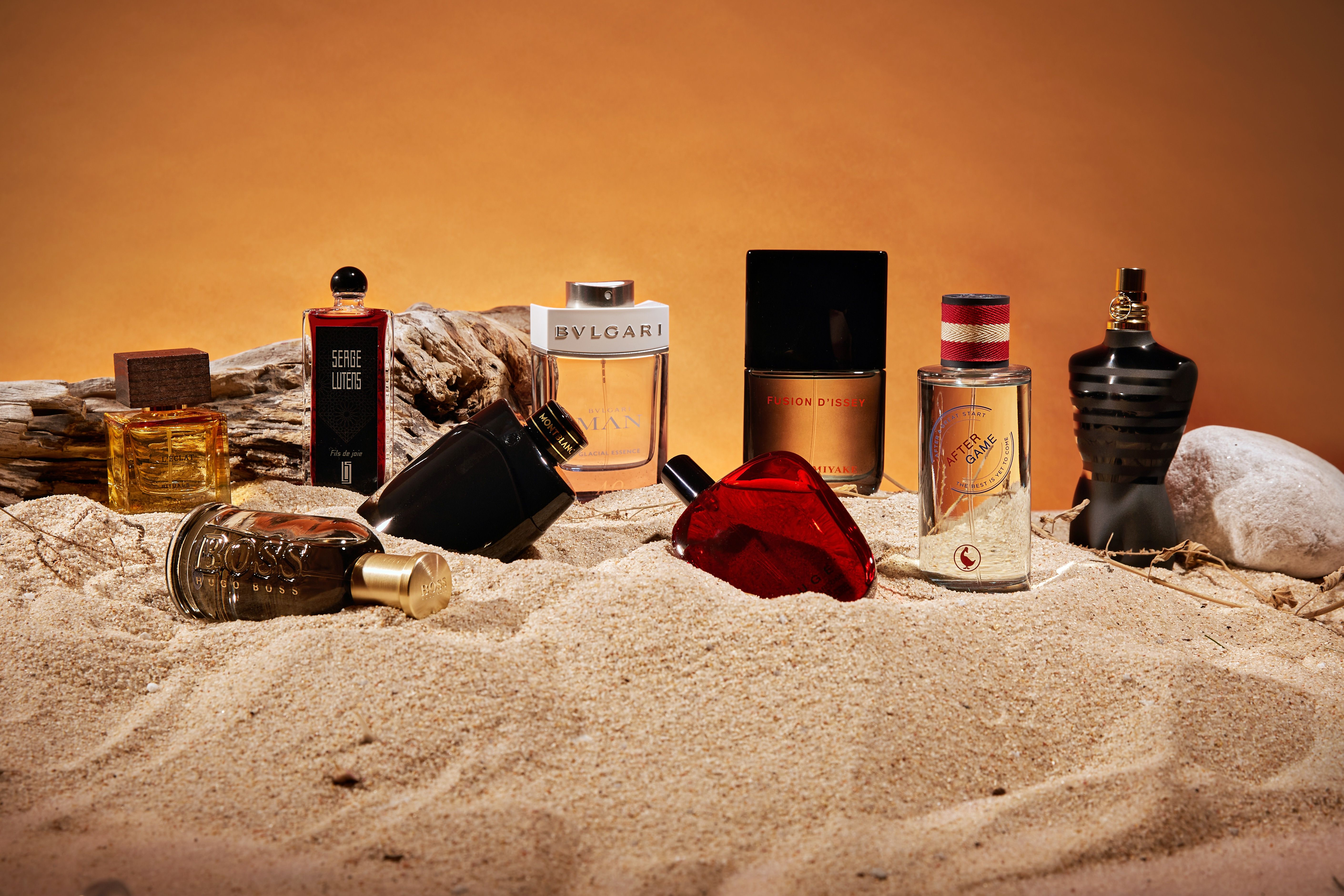 Perfumes de otoño para hombre Las mejores fragancias y