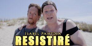 Los Morancos parodian a Isabel Pantoja en su videoclip Resistiré