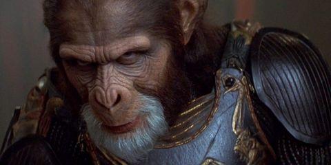 planeta de los simios 2001