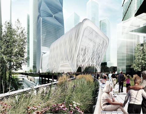 Algunos de los proyectos de arquitectura más espectaculares de 2019: Diller Scofidio + Renfro and The Rockwell Group, The Shed
