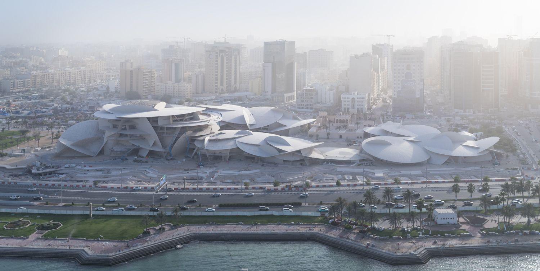 Algunos de los más espectaculares proyectos de arquitectura 2019. National Museum of Qatar / Ateliers Jean Nouvel