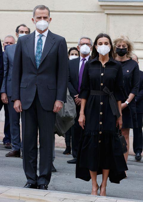 los reyes presiden la inauguración del centro memorial de las víctimas del terrorismo