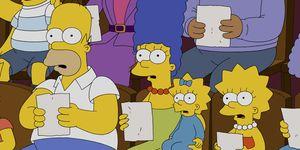 Los Simpson sorpresa