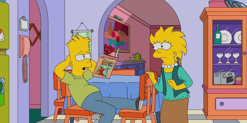 Los Simpson, temporada final