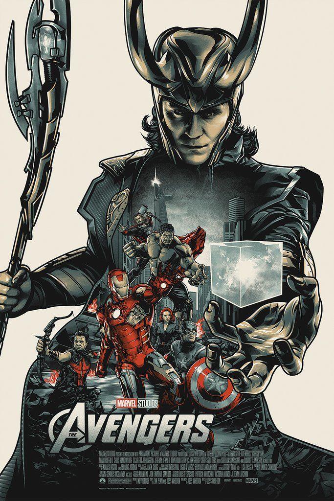 Los Vengadores Mondo