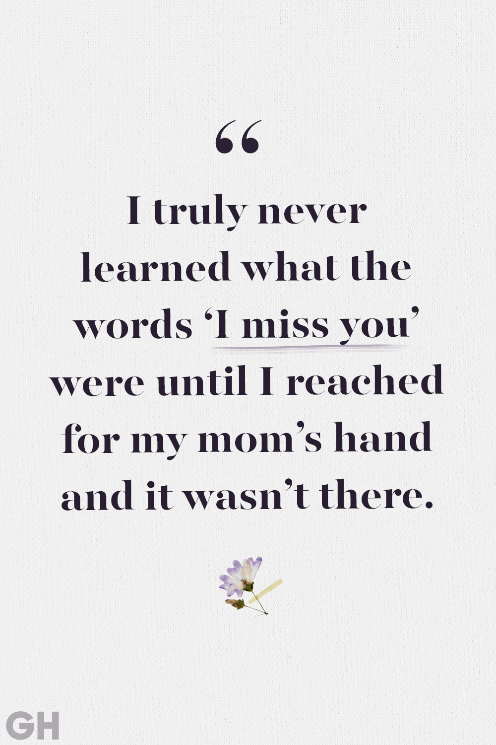17 Comforting Loss of Mother Quotes - Quotes to Remember