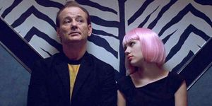 Age gap relationship in Lost in Translation