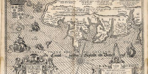 Lot 234 - printed rutter sea charts - Sotheby's