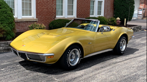 the coolest corvettes of kissimmee
