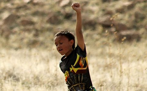8-Year-Old with Brain Tumor Finishes 33 Miles of 50-Mile Race