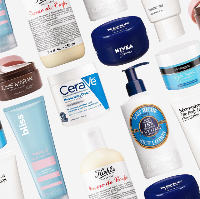 the best body lotion for dry skin