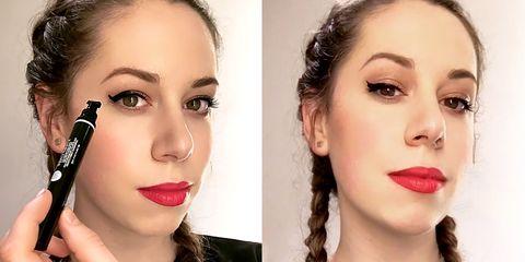 Face, Lip, Eyebrow, Hair, Cheek, Nose, Chin, Skin, Forehead, Beauty,
