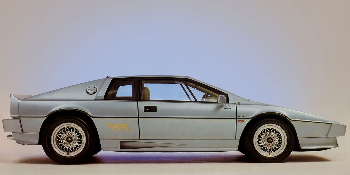 Lotus Elise 0 60 >> A 1987 Lotus Esprit Turbo Is a Lovely Thing