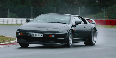 The Esprit Sport 300 Could Be the Best Lotus Ever