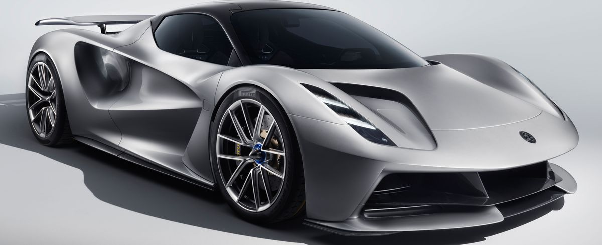 2021 Lotus Evija Review, Pricing, and Specs