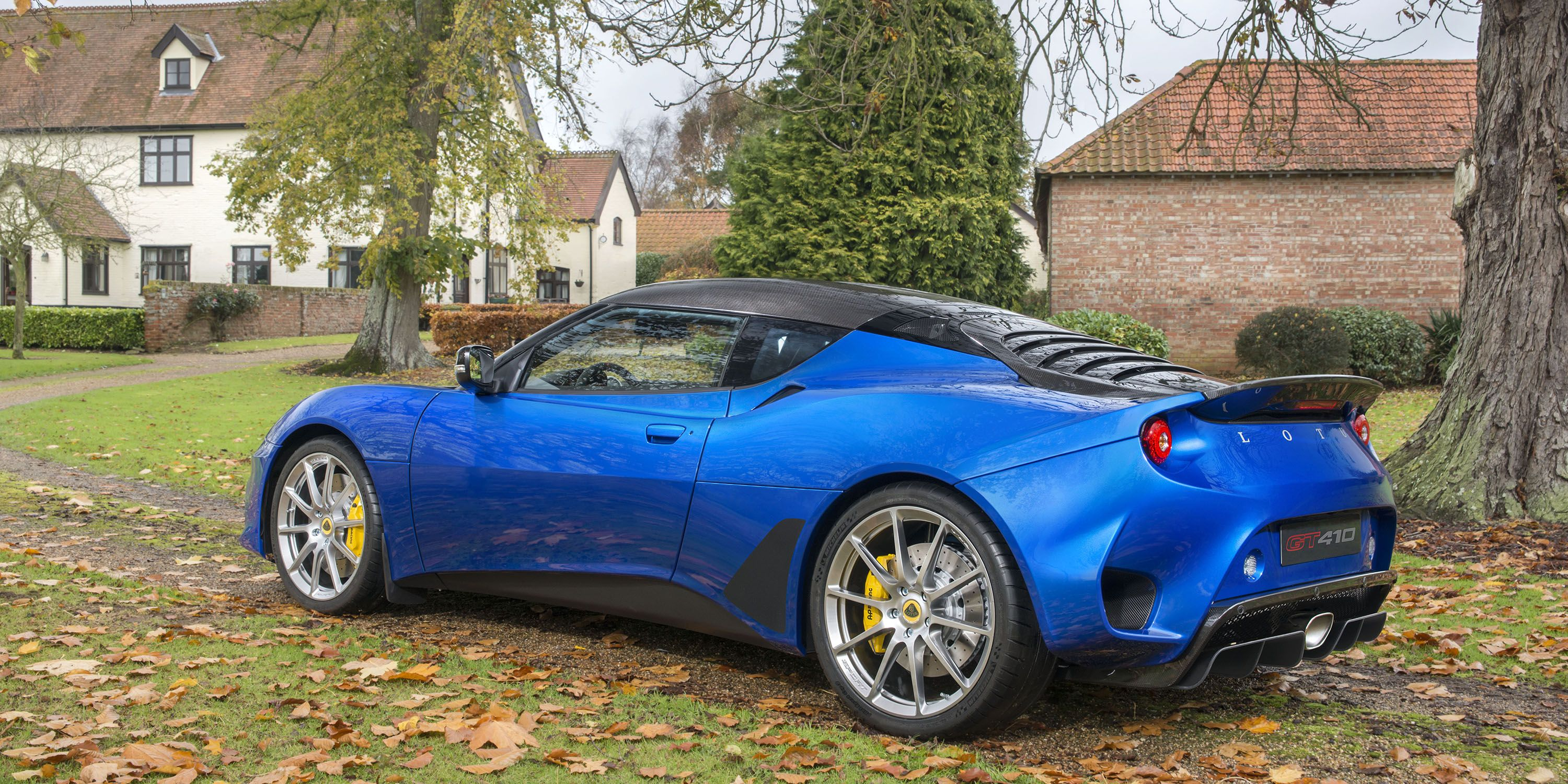 Another New Lotus Evora Variant Is a Soothing Presence in a Troubled ...