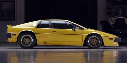 Land vehicle, Vehicle, Car, Coupé, Sports car, Lotus esprit, Supercar, Lotus, Concept car,