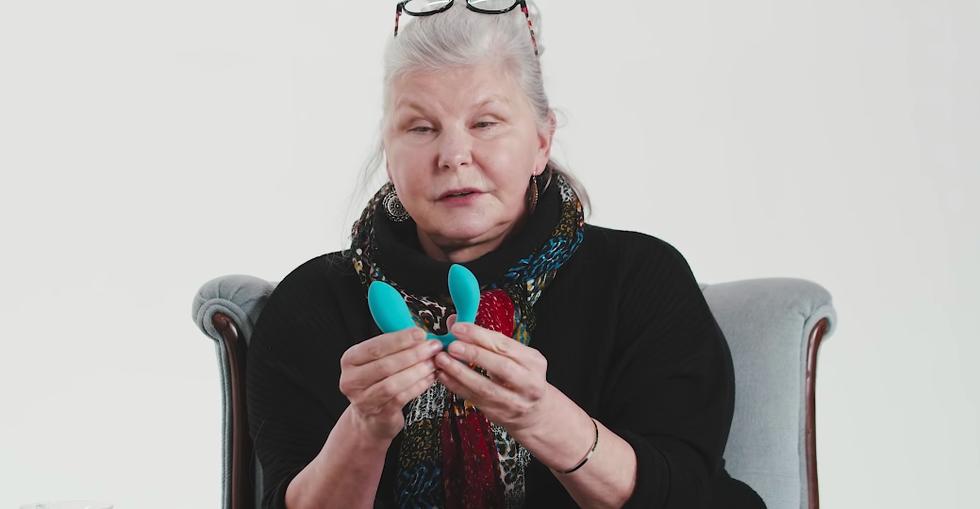 These Grandmas Actually Give Surprisingly Good Sex Advice