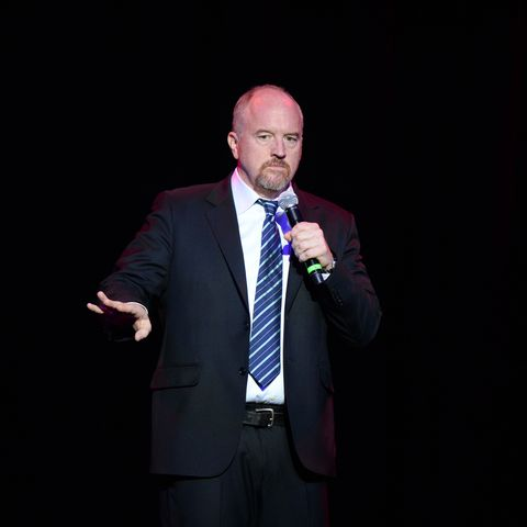 e14f57738479 Customers Walked Out of Louis C.K. s Second Return Show at the Comedy Cellar