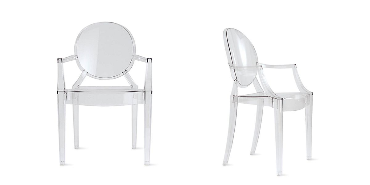 the history of philippe starck 39 s louis ghost chair kartell ghost chair. Black Bedroom Furniture Sets. Home Design Ideas