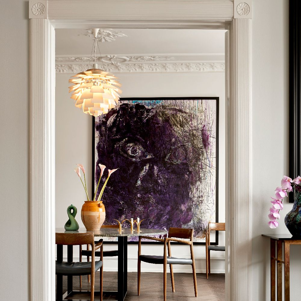 Poul Henningsen's Artichoke Lamp Has A Remarkable History