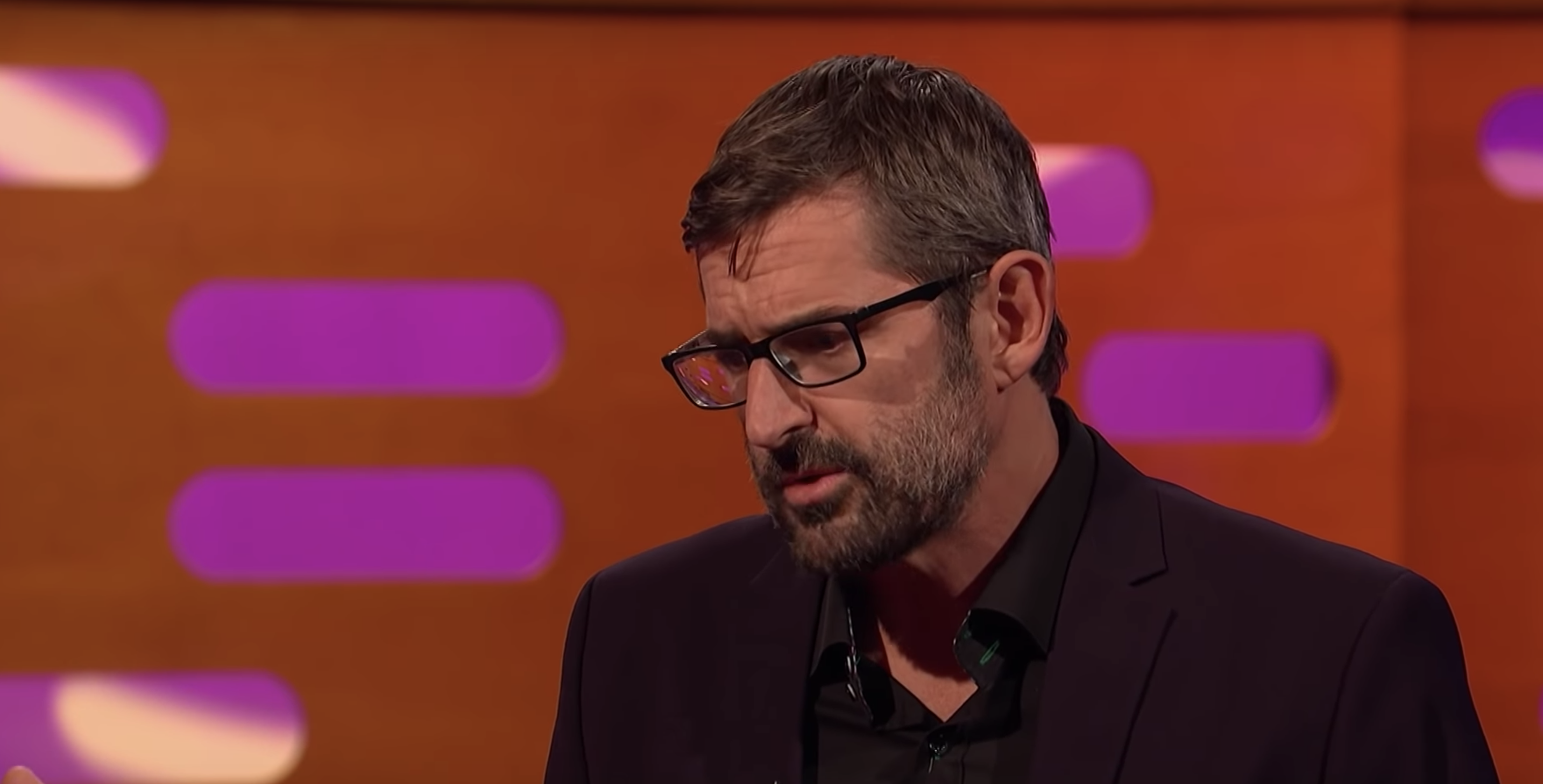 Louis Theroux reveals his failed porn audition
