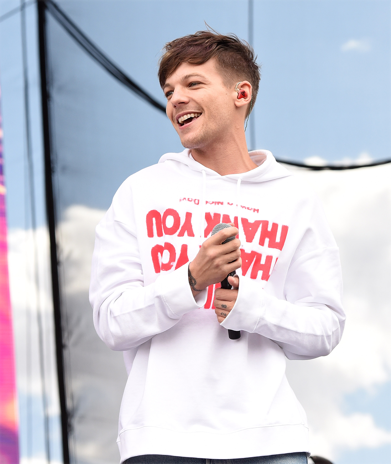 Louis Tomlinson Won Best Solo Breakout at the 2018