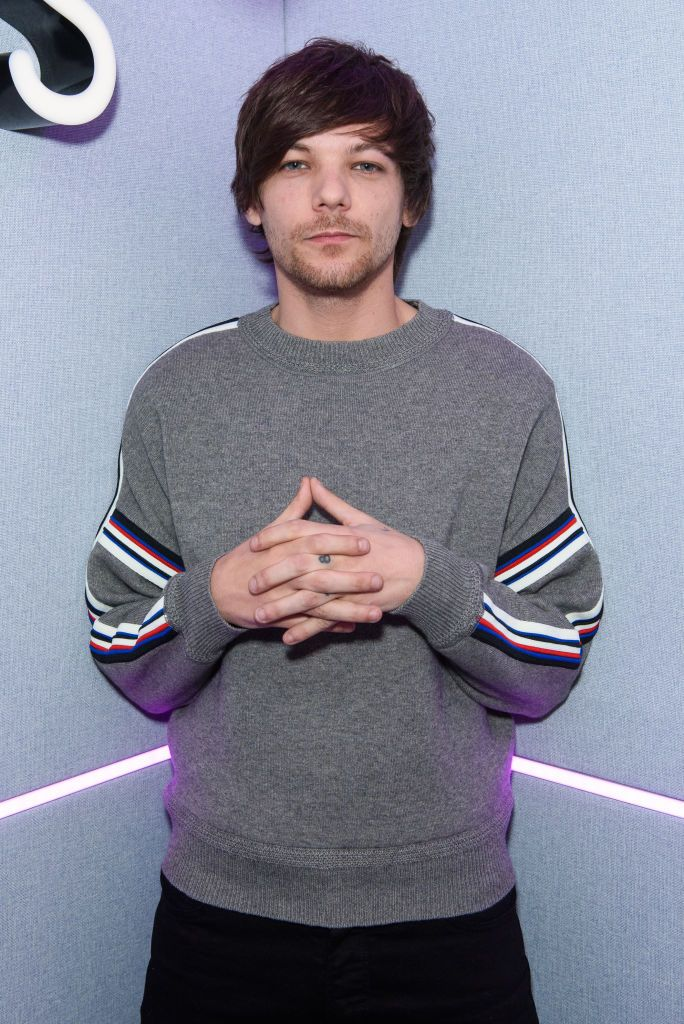 Louis Tomlinson breaks social media silence one month after his younger sister's death