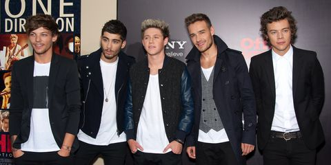 'One Direction: This Is Us' New York Premiere