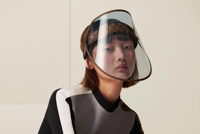 louis vuitton face mask