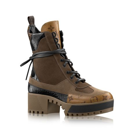 6b83d2148227 Louis Vuitton Hiking Boots - Kim Jones Vuitton
