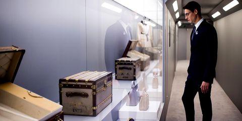 louis vuitton exposicion madrid thyssen-bornemisza time capsule
