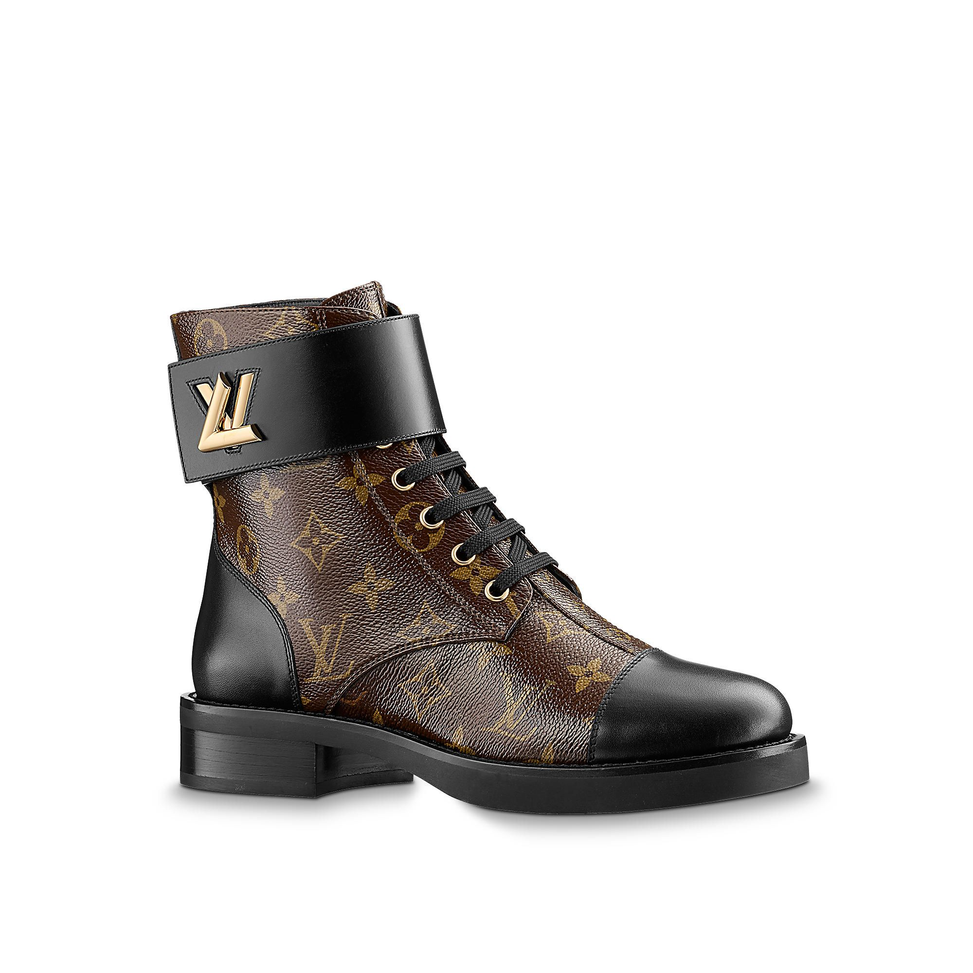 Louis Vuitton Hiking Boots - Kim Jones