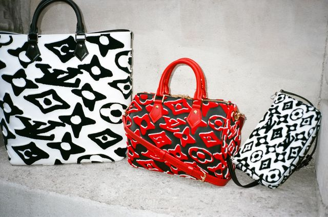 louis vuitton x urs fischer collection