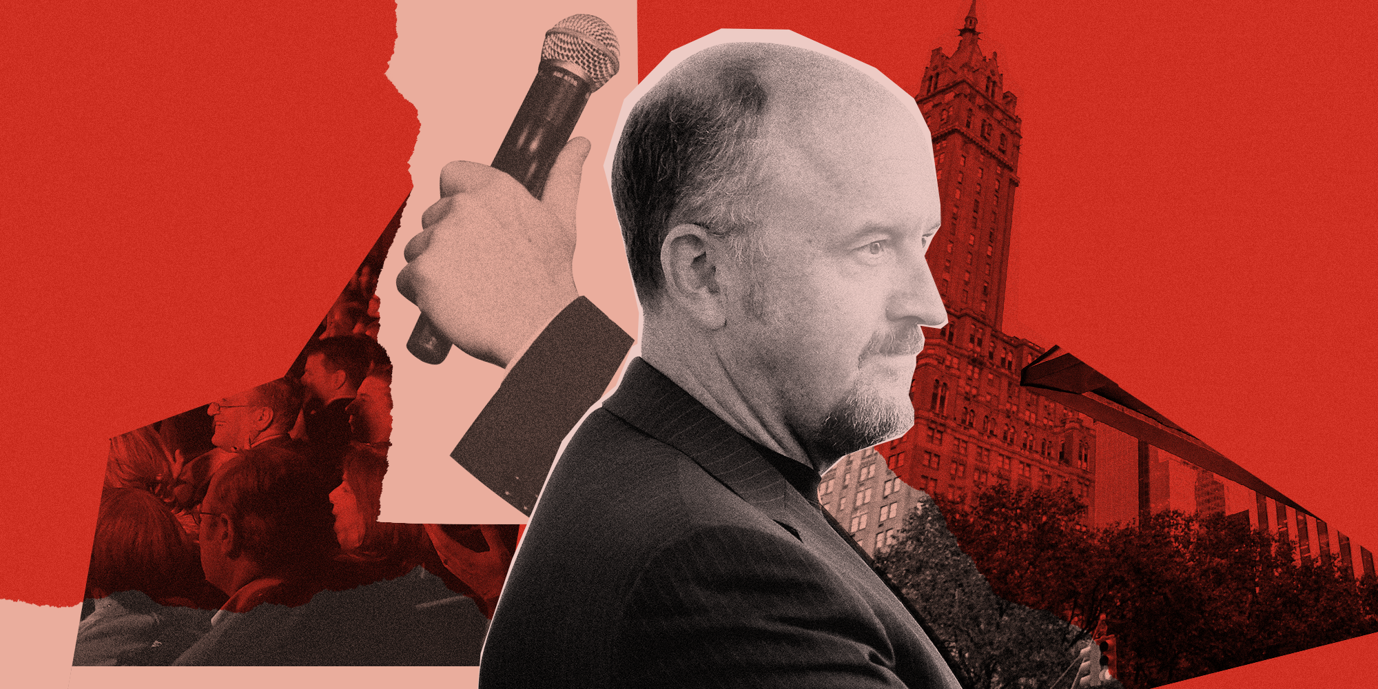 Why Can't Men Like Louis C.K. Accept Their Ideas Are Outdated?
