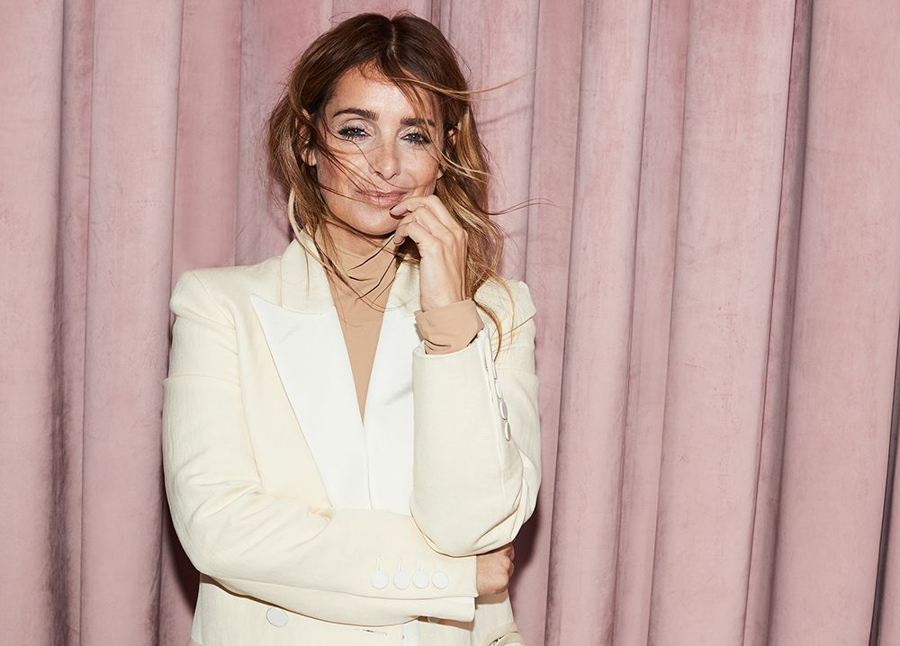 Louise Redknapp on how she's learning to 'be fearless' again