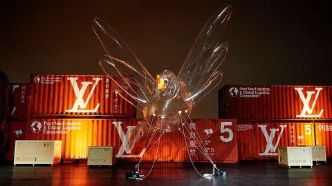 広瀬すず、岩田剛典、市川海老蔵も来場! 「ルイ・ヴィトン」が 2021春夏メンズ・コレクションを東京で発表