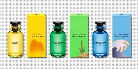 2a0a82708f7a Louis Vuitton's New Colognes Smell Like Summer Swims And Cactus Gardens