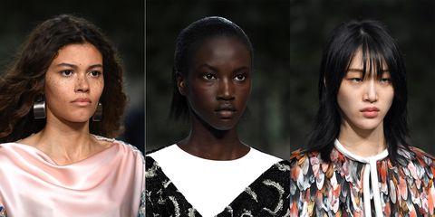 Louis Vuitton Cruise 2019 Makeup